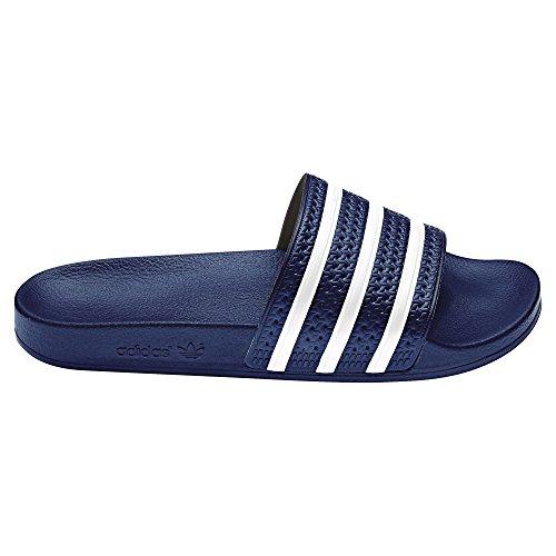 white Originals Adulte De Blu Chaussures Piscine Mixte Adidas Plage Adilette amp; w7fBwdvq