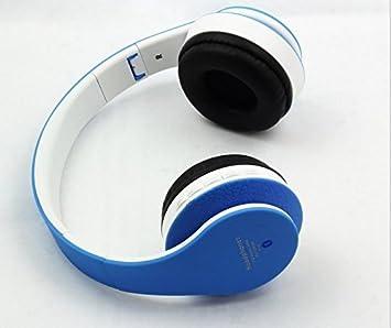Wireless Gaming Auriculares, facleta facleta plegable de reducción de ruido auriculares auriculares auriculares estéreo Bluetooth