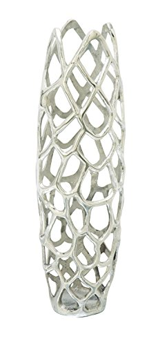 Deco 79 Aluminium Decorative Vase 8