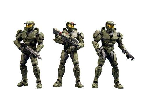 McFarlane Toys Halo Anniversary Series 2 Spirit of Fire Red Team Standard Box (Standard Series Box)