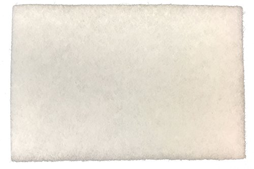 "Penn Plax WZP2 Wizard Algae Scrubber Pad – For Plastic or Acrylic Tanks – 3"" x 4"""