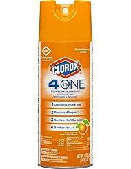 Clorox COX31043 4 in 1 Disinfectant Sanitizer