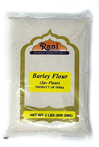 Rani Barley (Jav) Flour 32oz (2lbs) ~ All Natural | Stone Ground | Vegan | NON-GMO