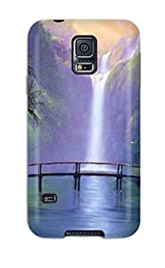CPUofrU162jIuqD Cynthaskey Fantasy S Feeling Galaxy S5 On Your Style Birthday Gift Cover Case