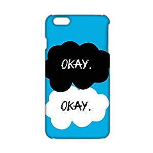 The Fault in Our Stars Okay 3D Phone Case for iPhone 6 Plus