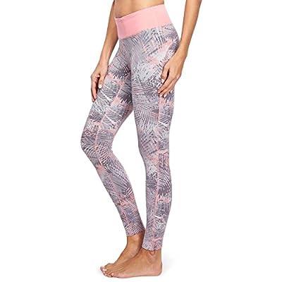 MAYUAN520 Mme Winter Yoga Fitness Pantalons Pantalons Taille Épaissie Peach Fesse Collants Pantalon Élastique Respirante À Séchage Rapide,M,L'Impression De Cendres
