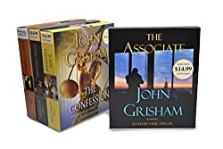 Image of the product John Grisham CD Audiobook that is listed on the catalogue brand of .