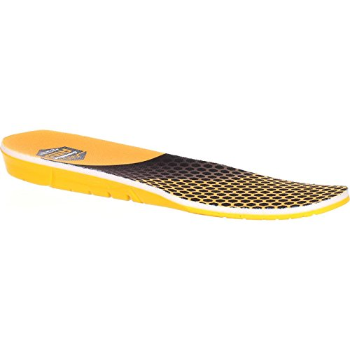 Georgia Men's AMP Boot Insole Yellow Synthetic Insoles L ()