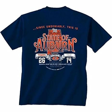 Amazon Com Theheismanwinners Auburn 2017 Iron Bowl Champs Bama