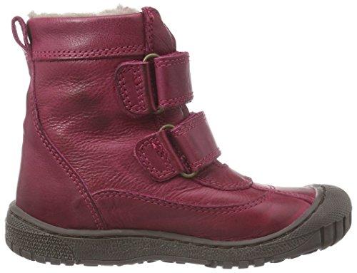Bisgaard TEX Unisex-Kinder Warm gefütterte Schneestiefel Pink (14 Pink)