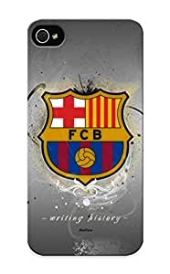 New Diy Design Fc Barcelona For Iphone 5/5s Cases Comfortable For Lovers And Friends For Christmas Gifts