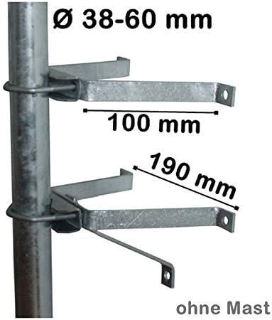 Anka de Digital Soporte distanciador/Muro de Pared con 10 cm ...