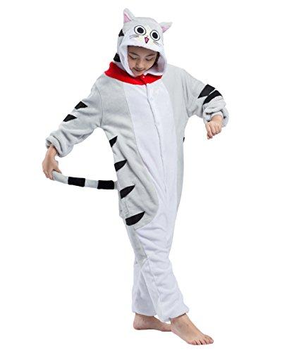 ni traje dormir Animal para os Kigurumi gato Akaayuko Cosplay Onesie de ropa pijamas vqSBR5xa