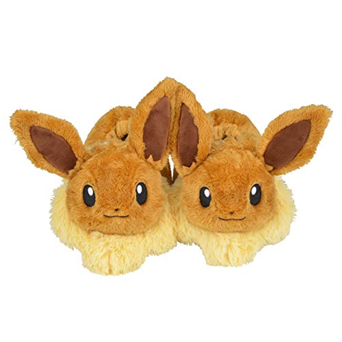 Pokémon Center: Fluffy Eevee Slippers for sale  Delivered anywhere in USA