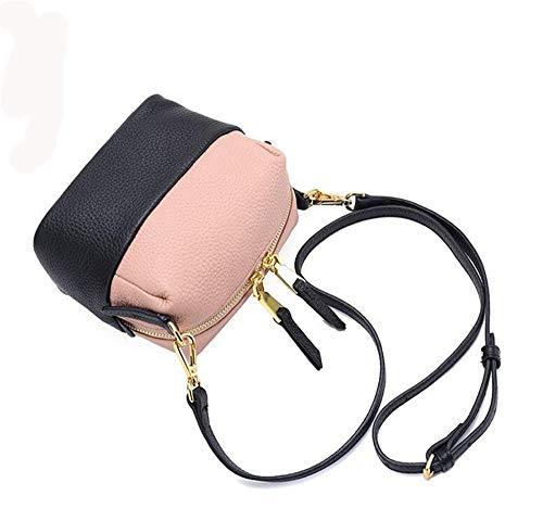 Shoulder Small Girl Bag Side Bag Hongge Lady Mini Single Leather Messenger Satchel Fashion F Handbag PvwTOxq