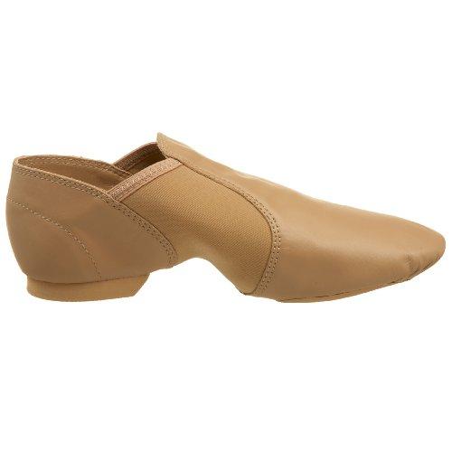 Caramelo Jazz Capezio E EJ2 Series Slip de Zapatos On tqwHnrq8a