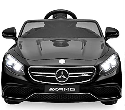 87d8d2aa5 Best Choice Products 12V Kids Battery Powered Licensed Mercedes-Benz S63  Coupe RC Ride-