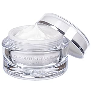 Vivo Per Lei Day Cream | Dead Sea Face Cream for Dull, Dry Skin| Moisturizing Day Cream with Shea Butter | Non Greasy Day Moisturizer | Hydrating Face Cream for Women| Beautiful Skin Needs No Miracle