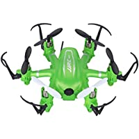 JJRC H20W RC Hexacopter Quadcopter Drone WIFI FPV Real-time Transmission HD 2.0MP Camera 2.4GHz 4 Channel 6 Axis Gyro + 1 Set of Free Floureon Props, Green