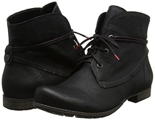 Boots Denk Noir kombi Femme Think sz 09 Desert dEUxCwqqnp