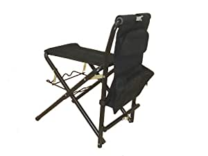 Amazon Com Genji Sports Fishing Chair With Rod Holder