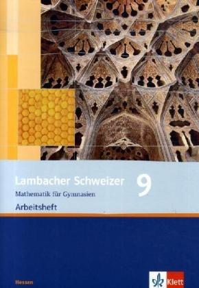 Lambacher Schweizer - Ausgabe für Hessen / Arbeitsheft plus Lösungsheft 9. Schuljahr