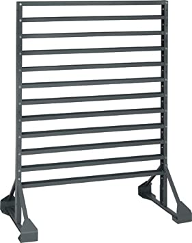 Amazon Com Conductive Double Sided Steel Rail Rack Configuration 12 Rails Home Kitchen