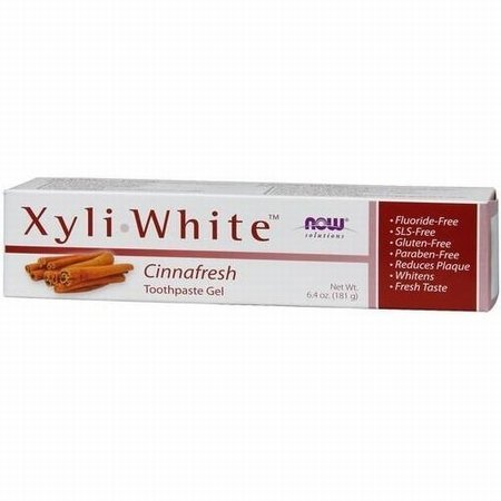 Now XyliWhite Cinnafresh 6.4 oz