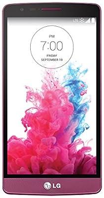 LG G3 Vigor, Burgundy Red 8GB (Sprint)
