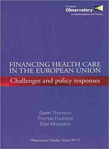Torrent Descargar Español Financing Health Care In The European Union: Challenges And Policy Responses Ebook Gratis Epub