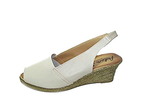 Oh My Sandals - Abierto Carlota New para mujeres BRONCE
