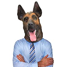 BigMouth Inc. Buck German Shepherd Mask