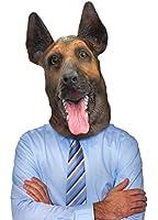 BigMouth Inc Buck German Shepherd Mask