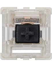 Gateron KS-9 RGB Mechanical MX Type Key Switch - Clear top