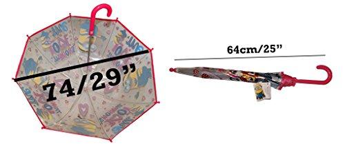 Minions Umbrella Official Umbrella for Kids Love Me Umbrella by Minions (Image #2)