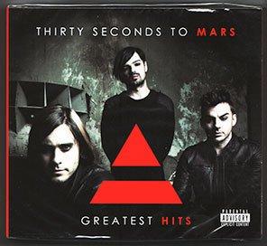 30 Seconds to Mars - Thirty Seconds To Mars - Greatest Hits 2 Cd Set Digipak - Lyrics2You