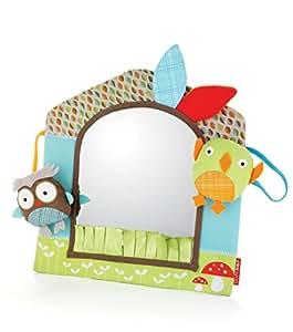 Skip Hop Treetop Friends - Espejo de actividades para bebé