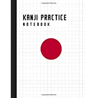 Kanji Practice Notebook: 120 Grid Pages for Practice