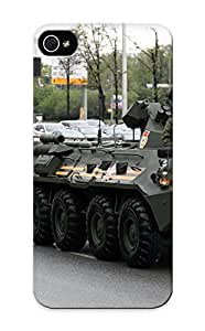 meilinF000Graceyou KNTeqO-2845c-CqXhz Case Cover Skin For iphone 6 plus 5.5 inch (may5th Rehearsal Of 2014 Victory Day Parade In Moscow Russia Red Star Russian Military Army Btr82a Apc Armored)/ Nice Case With AppearancemeilinF000
