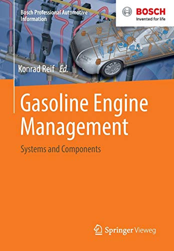 - Gasoline Engine Management (Bosch Professional Automotive Information)
