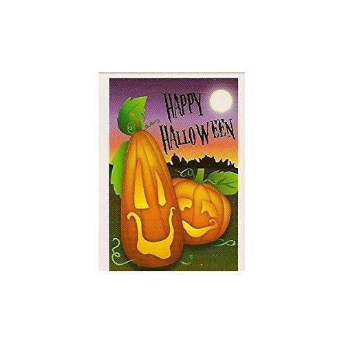 Halloween Pumpkins ~ Edible Cake Topper -