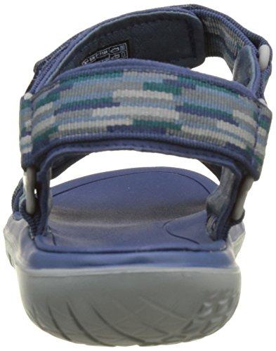 Teva M Terra-Float Univ 2.0, Zapatillas de Atletismo para Hombre Azul (Tacion Navy)