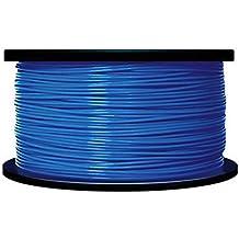 Monofilament Direct 1.75mm ABS Blue 1Kg Spool 3D Printer Filament, Dimensional Accuracy  lt; + - 0.0