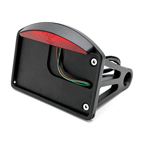 Black Side Mount License Plate LED Brake Light For for sale  Delivered anywhere in Canada