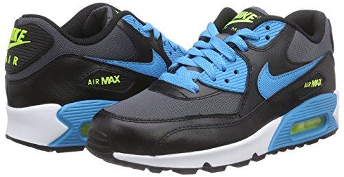 gs Max Ginnastica blue Lagoon wht Bambini Mesh Black Grey 90 Nike drk Da Air Scarpe w5v0BI