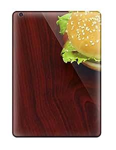 Tpu ZippyDoritEduard Shockproof Scratcheproof Sandwich Hard Case Cover For Ipad Air