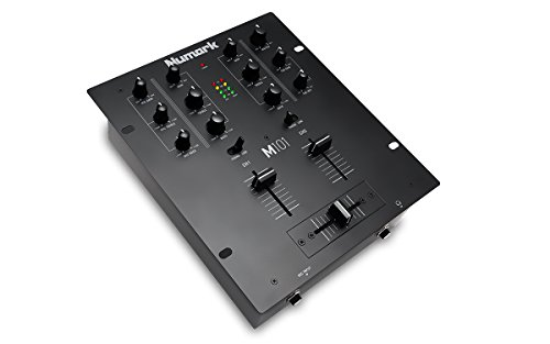 Numark M101 Black - 2-Kanal DJ-Mixer