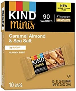 product image for KND27960 - Minis Caramel Almond Nuts/Sea Salt
