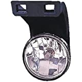 Dodge Replacement Fog Light Assembly - 1-Pair