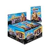 SIX Packs of 2007 Topps Hannah Montana Sticker Cards Fun Packs HOBBY Packs (6 Packs - 7 StickersPack)